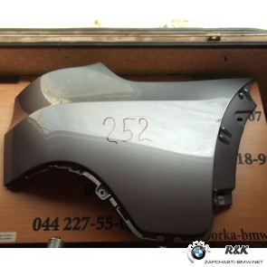 Крепление заднего бампера E70 E70LCi (51127226935) левый угол/51127158440