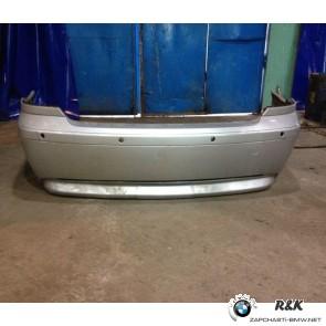 Задний бампер BMW 7 E65