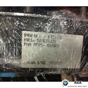 Панель управления автом.сист.кондицион. BMW 745i E65 2002 г.
