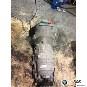 АКПП с электрогидр. приводом BMW