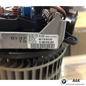 Регулятор вентилятора печки BMW 7 E65 2002 г