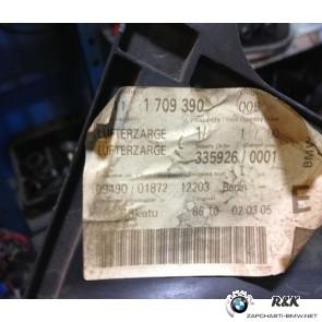 Кожух вентилятора BMW E32, М30