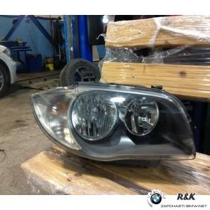 Фара R BMW 1 E81, E82, E87, E88