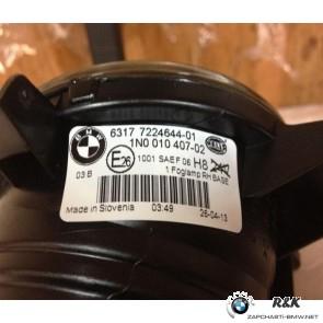 Противотуманная фара R (новая) рестайл BMW X5 E70