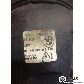 Противотуманная фара L BMW F10 F11