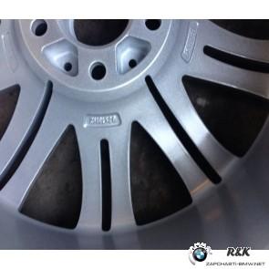 Диски R18 М3 на BMW E46 67 стиль