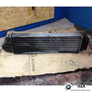 Охладитель наддувочного воздуха BMW E46 M57 3.0 d.