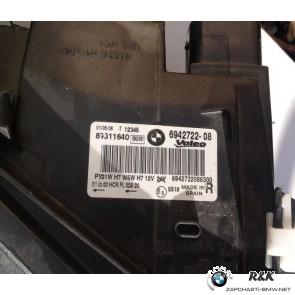 Фара передняя R VALEO, BMW 3 E90