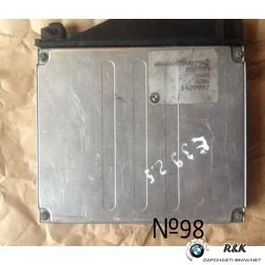 Базовый ЭБУ DME, BMW E36, E39, E38