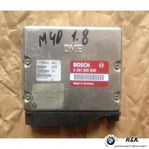 Базовый ЭБУ DME, BMW E36 1.8 M40