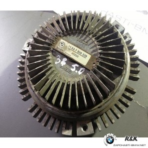 Муфта вентилятора, BMW E38 750i