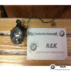 Фара противотуманная R, BMW X5 E70