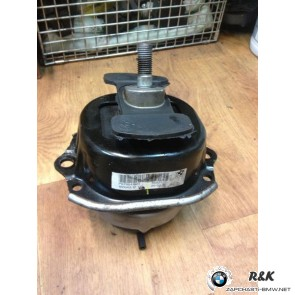 Резинометаллический шарнир, подушка двигателя, BMW X5 E70 LCI 4.0 d.