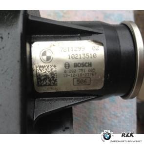 Впускной трубопровод с управл.заслонками, BMW X5 E70 4.0 d.