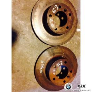 Передние тормозные диски BMW 5 E39 :: 34116767061