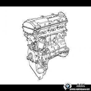 Двигатель M50B20 11001738597