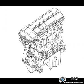 Двигатель M54B25