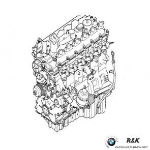 Двигатель M57D25