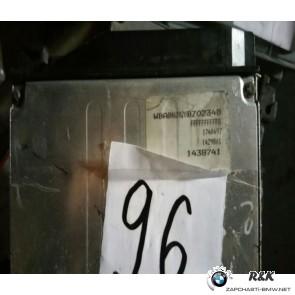 Блок ЭБУ DME BMW E39  528i 1998/05 (BZ02348) 12141438741