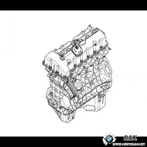 Двигатель N52NB25