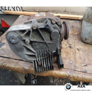 Задний редуктор на BMW E60 придаточное число 3.46