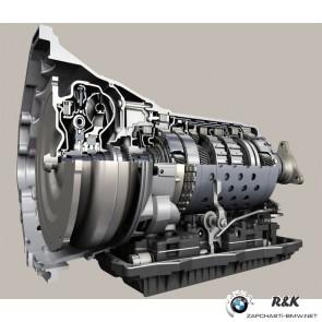 АКПП с электрогидр. приводом, BMW 5 E60 2.0D M47N2