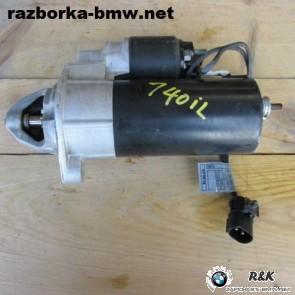 Стартер на BMW 5 seria E39/12411736921