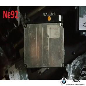 Блок ЭБУ DME BMW E39 M52 1997/2 седан(BH11267) 12141429661