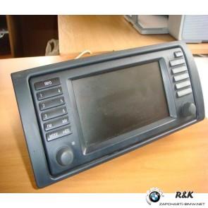 Широкоэкранный бортовой монитор BMW X5 E53 16:9