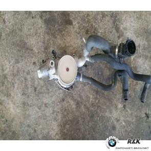 Насос охлаждения жидкости ОЖ на BMW F07 F07GT F10 F10LCi F11 F06 F06LCi F12 F13 F01 F02 11517548263
