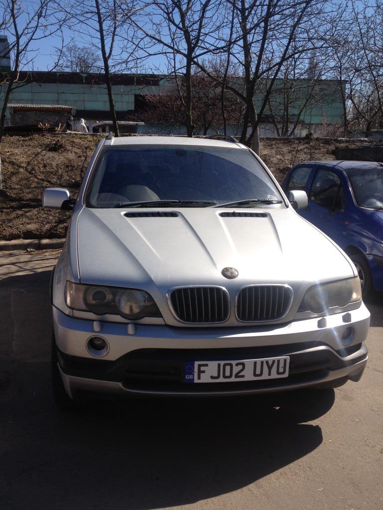 BMW X5 E53 4.6
